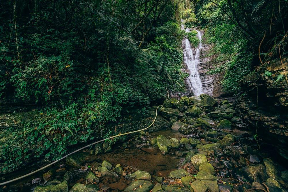 【叢林挑戰】部落森林挑戰最前線~走訪彩虹瀑布窺探原鄉之美