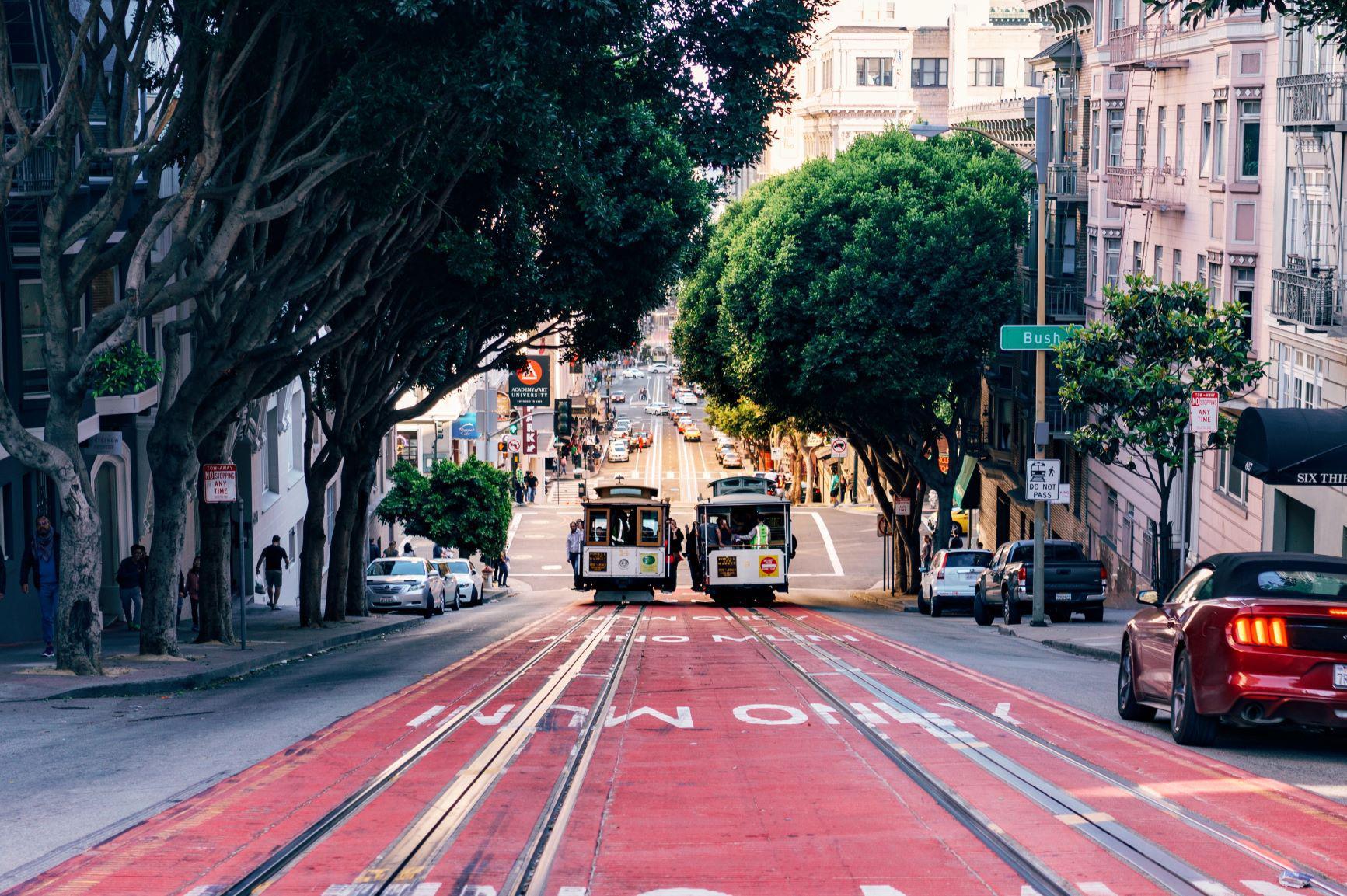舊金山疫苗&旅遊6日(單劑)