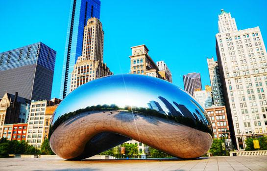 芝加哥 + 美東8天團