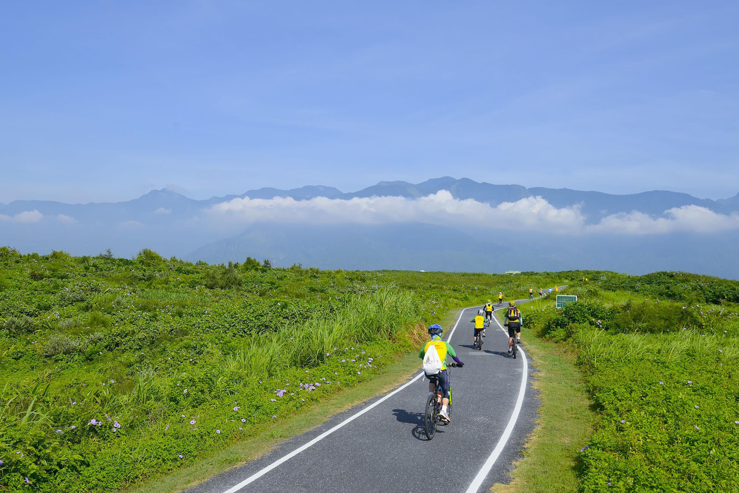 【兩鐵遊台灣】花東縱谷單車騎行3天(超值版)