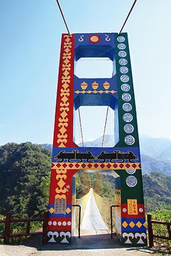 多納高吊橋