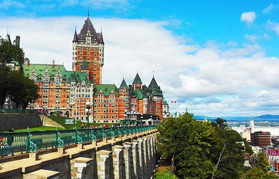 US East Coast, Canada 8 Days Deluxe Tour