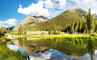 7日 美國科羅拉多洛基山脈之旅