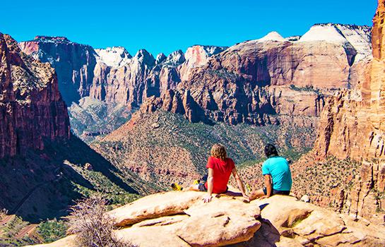 8Days Los Angeles, Grand canyon, Upper Antelope Canyon, Zion, Bryce Canyon, Monument Valley