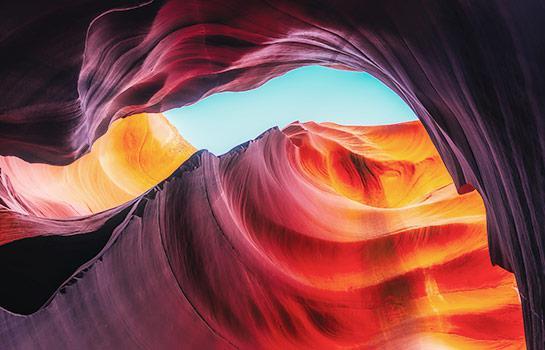 7日 大峽谷南緣, 羚羊彩穴, 紀念碑谷, 拉斯維加斯, 納帕酒鄉