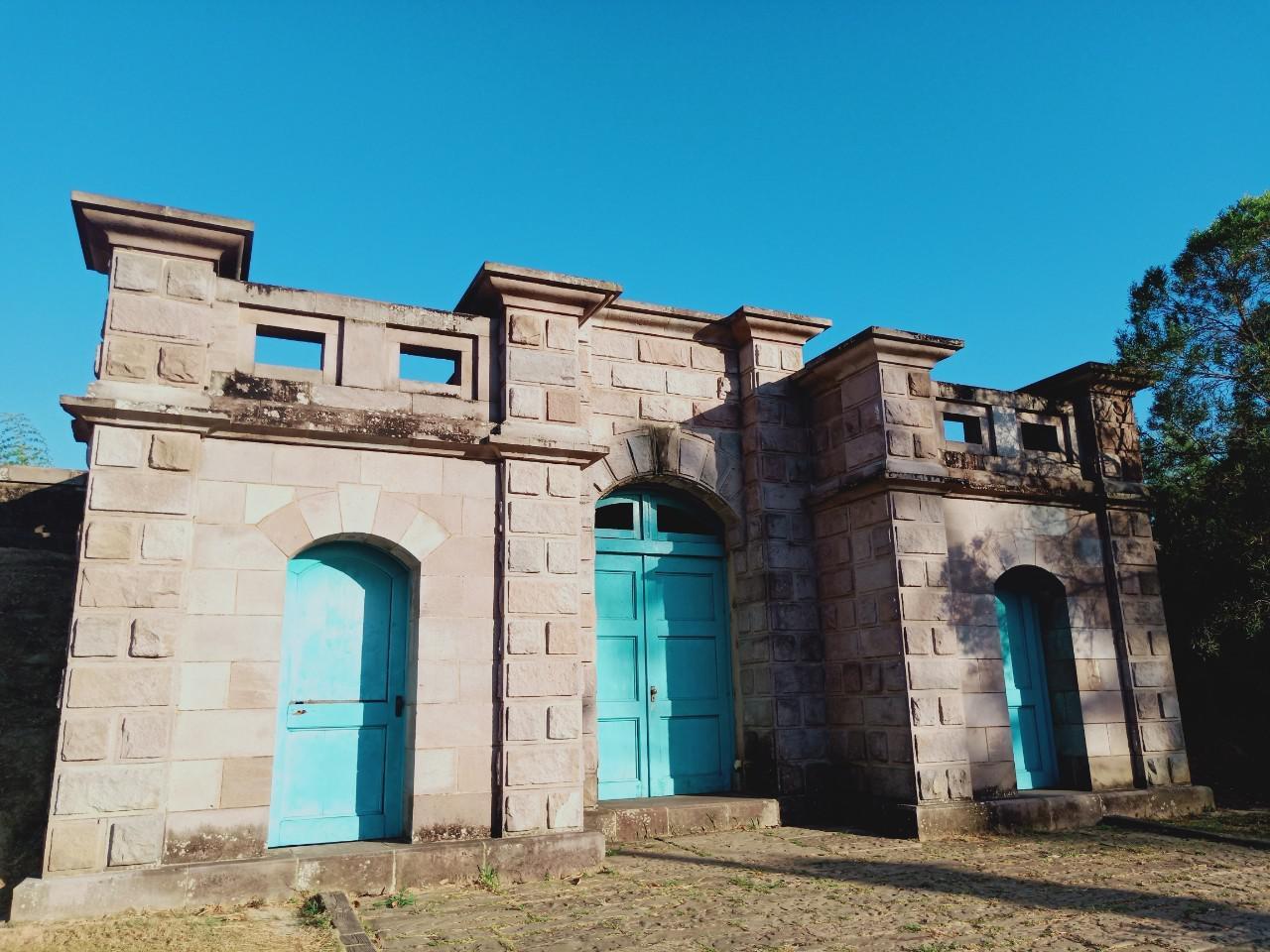 山上花園水道博物館