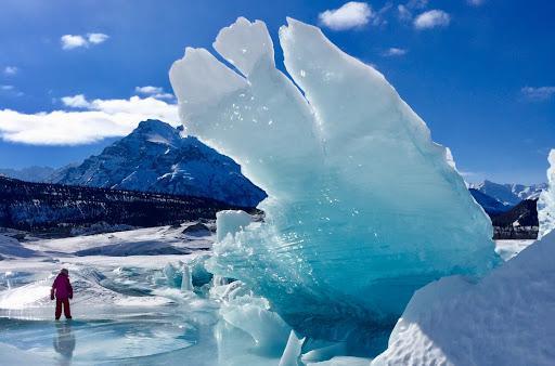 安克雷奇 馬塔努斯卡冰川徒步一日游