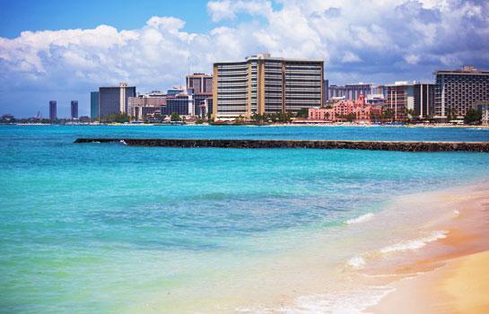 夏威夷6天5夜遊 (歐胡島、火山島或茂伊島兩島遊)