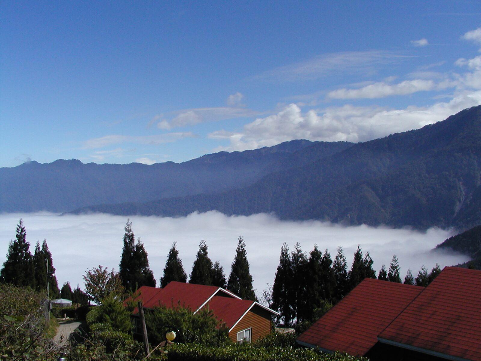 雪霸農場觀霧漫步雲端i自然二日