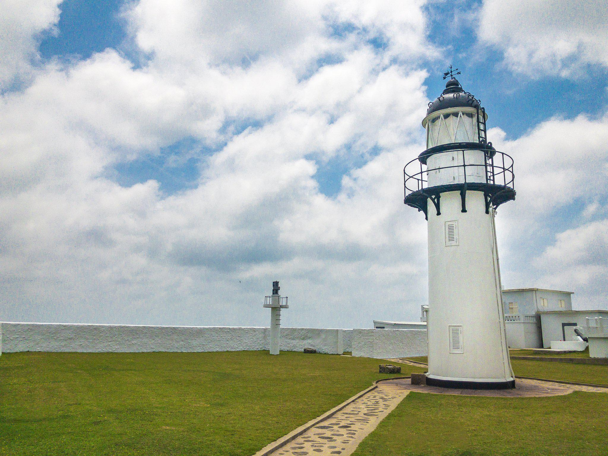 外垵風景區漁翁島燈塔